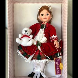 Robert Tonner Victorian Christmas Doll Kripplebush